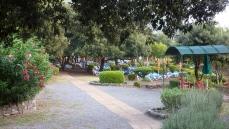 Ingresso del resort Illicini