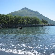 mare alla spiaggia Calavecchia