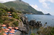 La spiaggetta Illicini