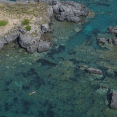 Mare a Punta Matrella